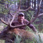 Don Corrigan's 2010 elk