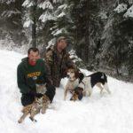 Idaho hunting lodge