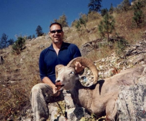 big horn sheep hunt