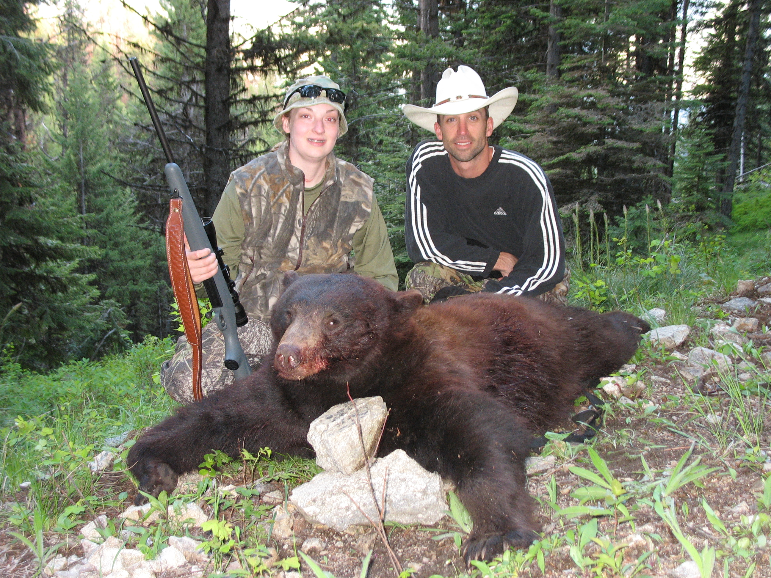 Guided Amp Self Guided Bear Hunts In Idaho Silver Spur