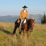 Hunting and horse riding in Idaho