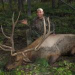 6X6 elk Matt took in 2010