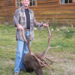 6X6 Elk Richard Davis took in 2010