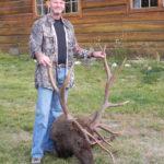 6X6 Elk Richard Davis took in 2010