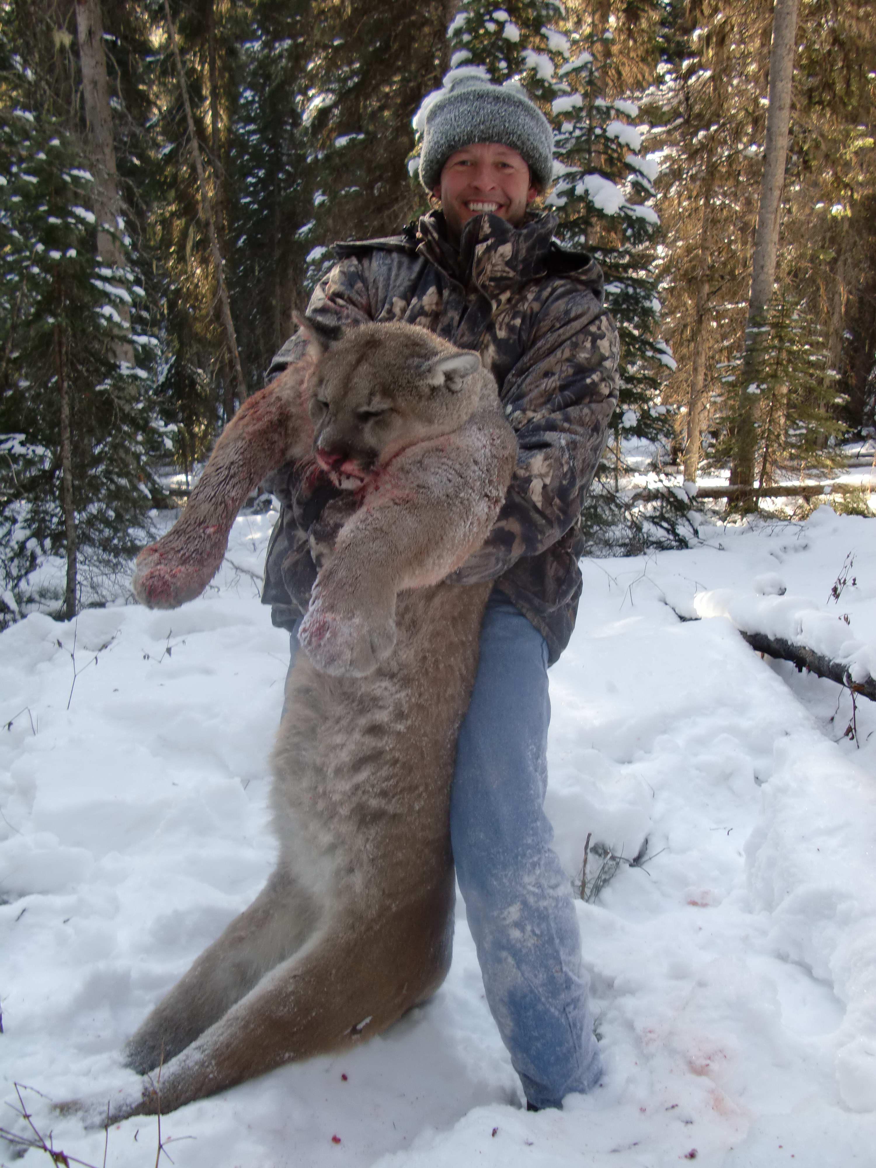 Jim Miller 12/10/09 lion