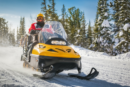 Essentials to Bring on Your Snowmobile Trip