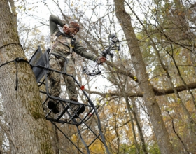 How to Stay Undetected Hunting from a Tree Stand