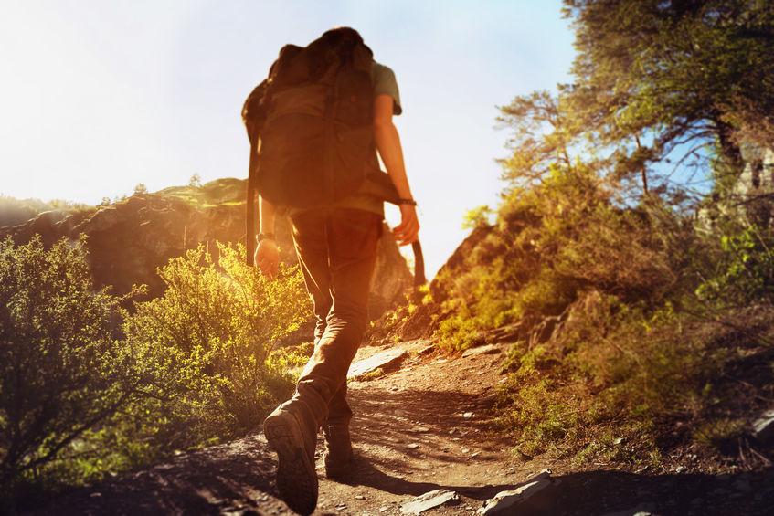 A Well-Prepared Backpacking Trip